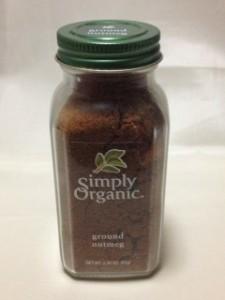 ナツメグ-simply-organic