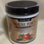 免疫パンチとAHCC&エピコール粉末サプリメント マードレラボ