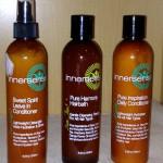 インナーセンスオーガニックビューティー(Innersense Organic Beauty)のピュアシャンプー&コンディショナー