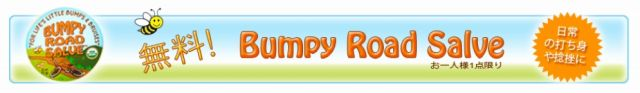 free-Bumpy Road Salve-201401