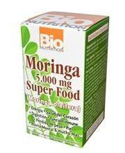 Bio Nutrition, Moringa Super Food, 5000 mg, 60 Veggie Caps.jpg