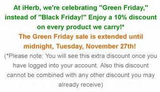 Green Friday Sale Save 10% on Everything!-until midnight, Tuesday, November 27th!.jpg