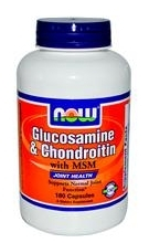 Now Foods, Glucosamine & Chondroitin with MSM.JPG