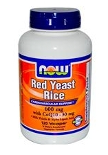 Now Foods, Red Yeast Rice.JPG