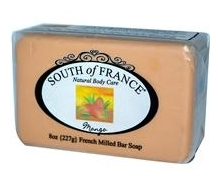 South of France, Mango, French Milled Bar Soap.JPG