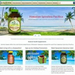 Nutrex Hawaii ニュートレックスハワイ – スピルリナとアスタキサンチン